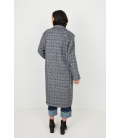 LONG CHECK COAT WALES LIMITED EDITION