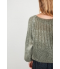 SUSTAINABLE MOHAIR SWEATER