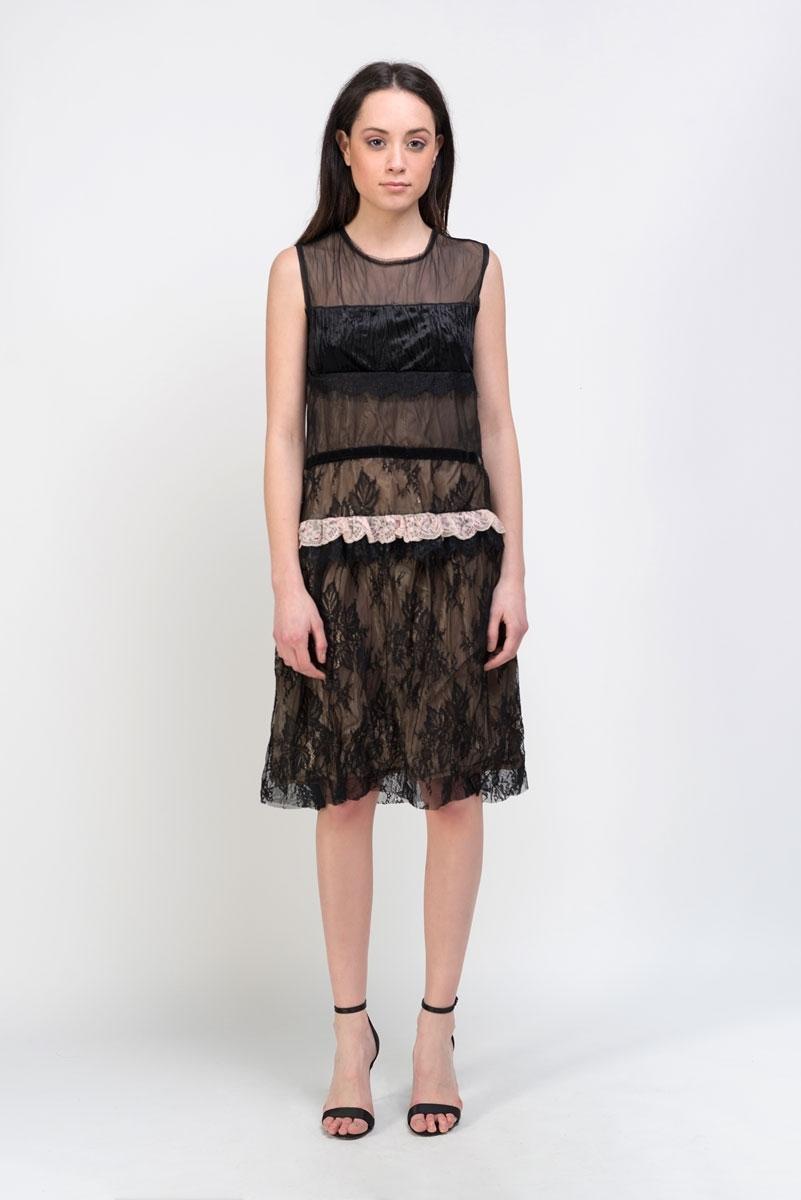 lace dress transparencies
