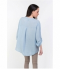 blouse with pockets
