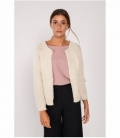 Knitted woolen jacket