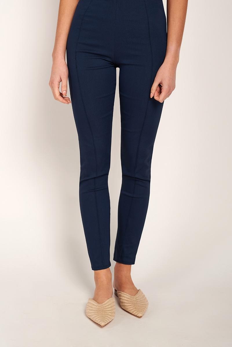 Pantalón costura efecto legging