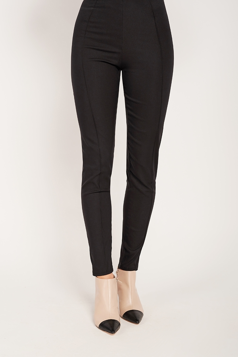 Sewing pants legging effect