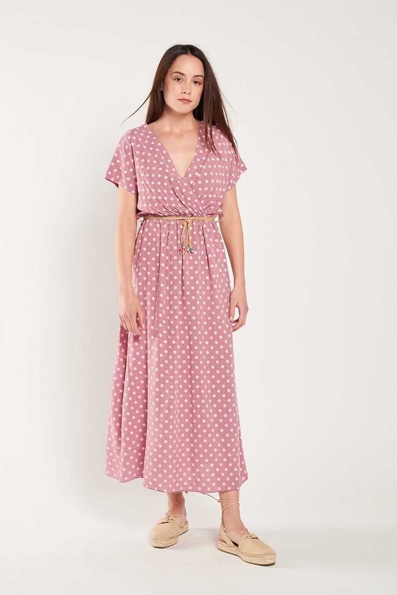Long dress topos