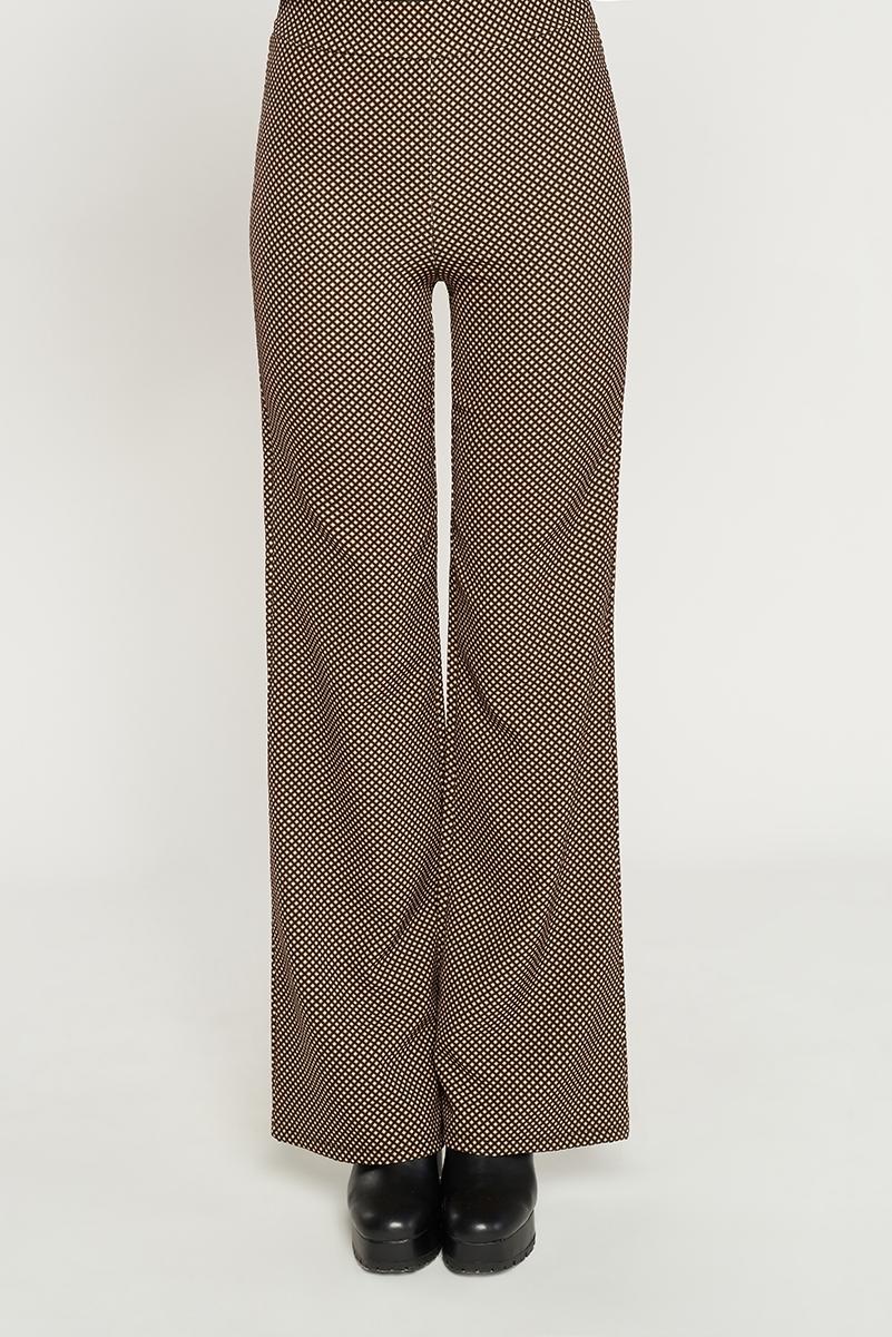 Printed Flaré Pants