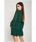 Mini frills dress