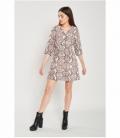 Mini Button Dress