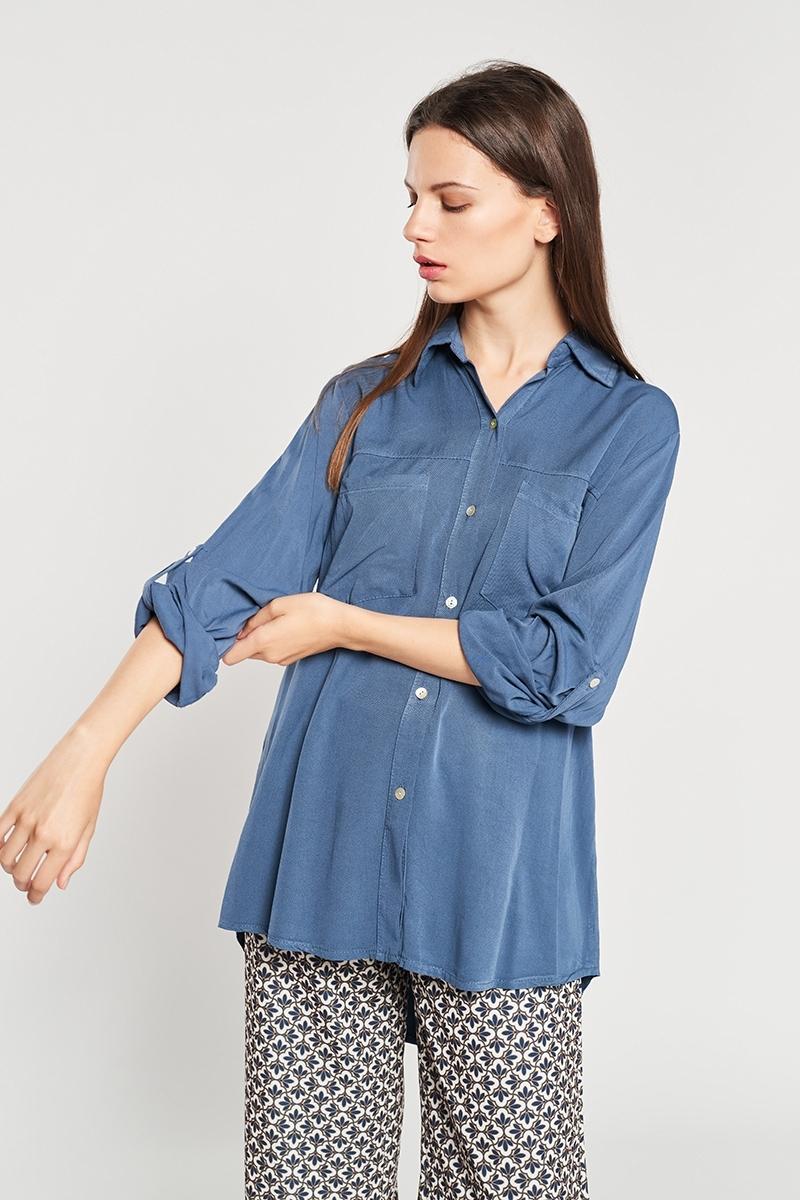 Shirt pockets