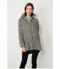 VICHY CHECK OVER SHIRT