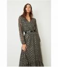 ASYMMETRIC SHINY DRESS